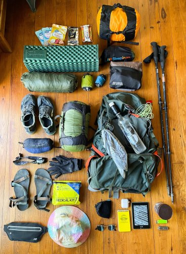 The Importance of Changing Up Your Gear During Your Thru-hike