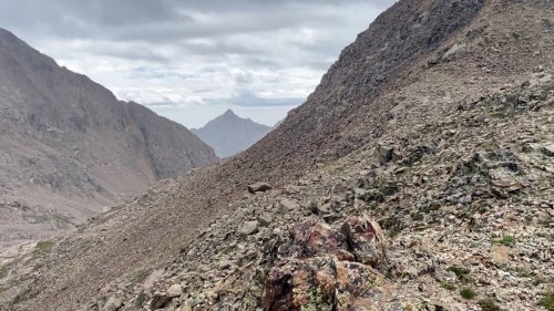 The Weminuche High Route