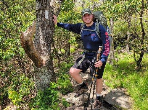 Day One of my Appalachian Trail Thru-hike
