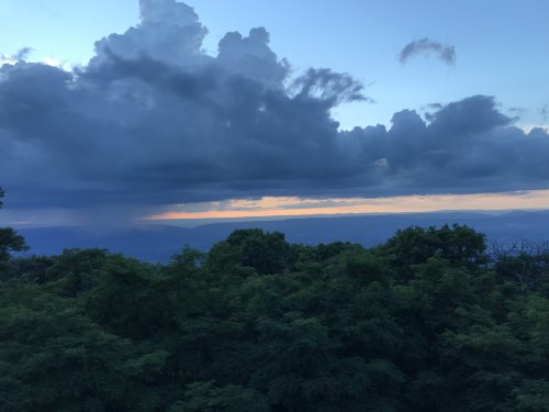 Shenandoah National Park and the Rollercoaster