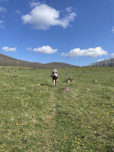 Days 40 through 45 on the Appalachian Trail