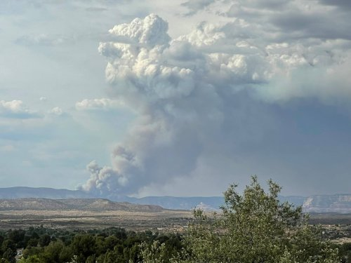 AZ Wildfires Prompt Forest Closures, Shutting Down 38% of Arizona Trail