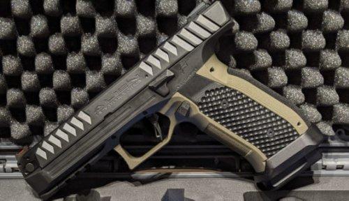 Gun Review: Laugo Arms Alien Signature Edition Pistol