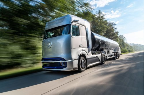 Want to Encourage Electric Trucks? Let Them Haul More, Says BC (in News)