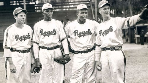 John Wright had the talent, but couldn't follow Jackie Robinson to the Dodgers