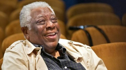 Woodie King Jr. finally gets a Tony Award for bringing color to the stage