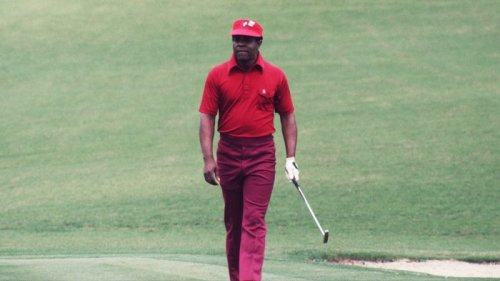 How racism prevented Lee Elder from being among golf's Big Three