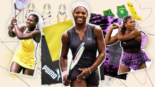 The little-known story of Serena Williams' first endorsement deal
