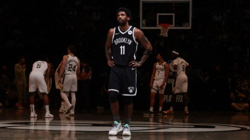 Kyrie Irving is abandoning the voiceless