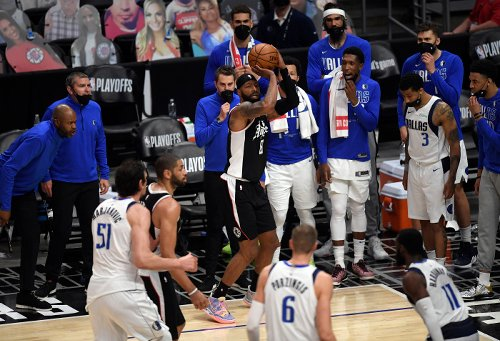 How Marcus Morris got a lift from brother Markieff Morris in Clippers' Game 7 win