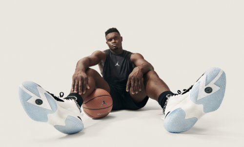 Zion Williamson's journey with the Jordan Brand to the Zion 1