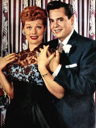 Did He Really Love Lucy? The Tumultuous Relationship of Lucille Ball And Desi Arnaz