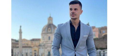 """Marco Saudella: """"Eccovi Roma, la città che non mi ha mai deluso"""""""