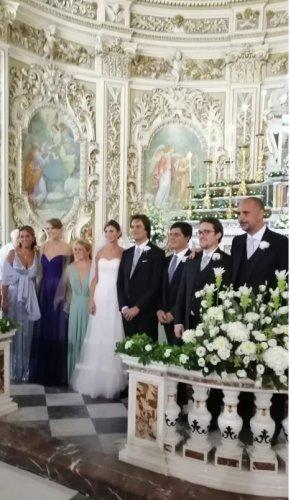 Matrimonio da favola di fine estate a Messina
