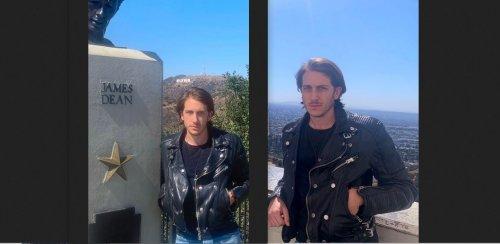 Luca Miano, dalla vetta dell'Etna alle colline di Hollywood