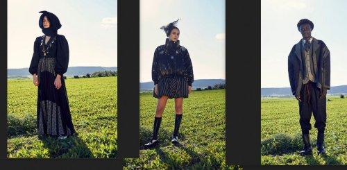 Una storia di tempi intensi per la moda 2021 di Antonio Marras
