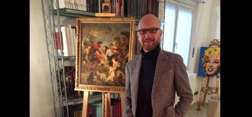 Andrea Morra, tra casa d'arte, restauri e bellezze