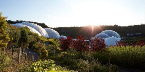 Il G7 2021 ci ha fatto conoscere l'Eden Project in Cornovaglia