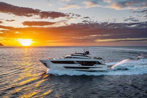 Ferretti Yacht 1000: da Venezia arriva la più grande