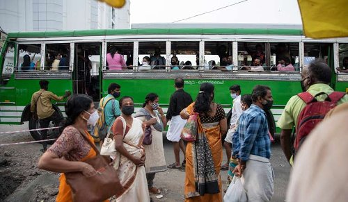 More restrictions in Kerala as COVID-19 sees no decline; 5,692 new cases on Monday