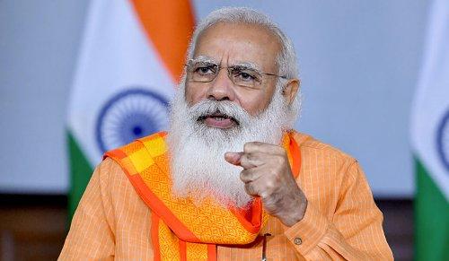 Govt to distribute free foodgrains to 80 crore people till Diwali: PM Modi