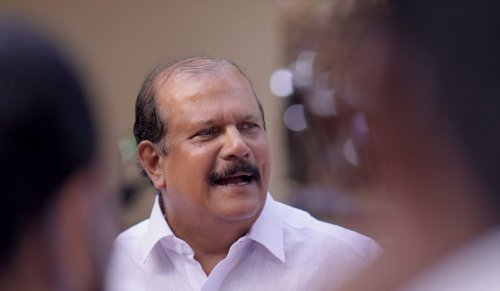 Kerala MLA calls to declare India Hindu rashtra, says LDF, UDF have terror ties