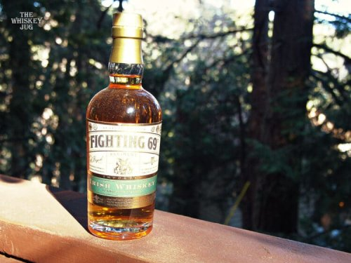Fighting 69th Irish Whiskey Review - The Whiskey Jug