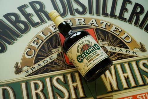 Ireland's Echlinville Distillery Revives Historic Old Comber Irish Pot Still Whiskey