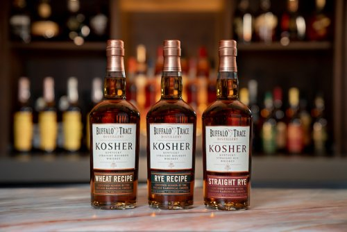 Buffalo Trace Releases A New Round Of Kosher Whiskeys