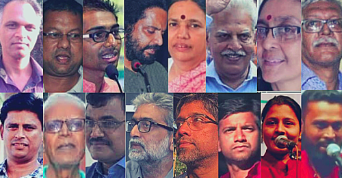 'Release the Bhima Koregaon 16 Immediately': Nobel Laureates, EU MPs Write to Indian Authorities