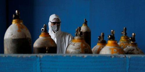 Madhya Pradesh: Six COVID-19 Patients Die, Low Oxygen Supply Alleged