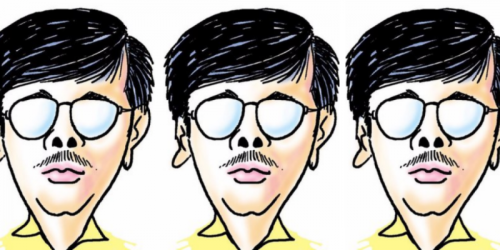 'Indian Law Enforcement' Asks Twitter to Take Action Against Cartoonist Manjul's Profile