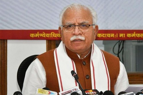 Haryana CM Ordered Purchase of 3 Patanjali Products Worth Rs 2.72 Crore From COVID Fund