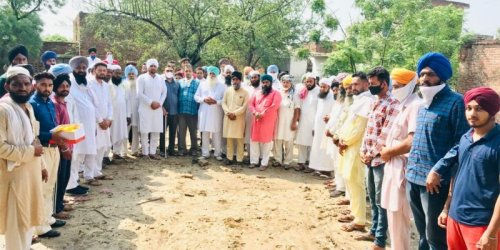 In Punjab, Sikh Man Donates Land for Mosque, Gurdwara Hosts Ceremony for Muslims