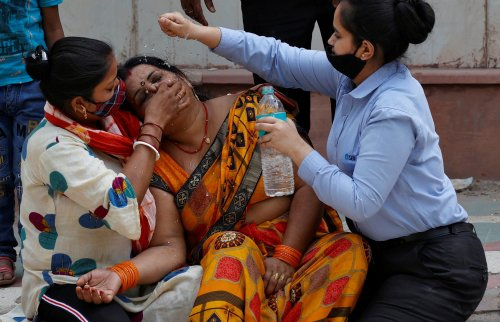 COVID-19 Is Surging In India – but Will There Be Fewer Deaths This Time? - The Wire Science