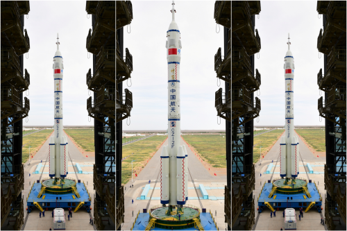 'Divine Vessel' To Mark China's First Human Spaceflight Since 2016 - The Wire Science