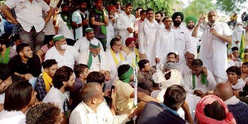 Haryana: As Farmers Stand Firm, BJP-JJP Leaders See Way Forward in Apologies