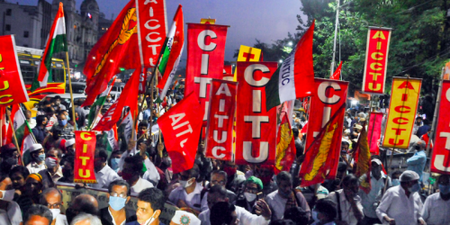 With New 'Industrial Relations' Code, What Does the Future Look Like for India's Trade Unions?