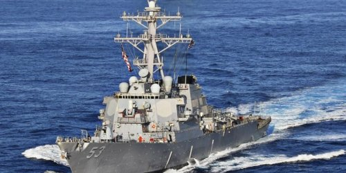 MEA Conveys 'Concern' as US Navy Conducts Patrol in Indian EEZ Without Consent, Announces It