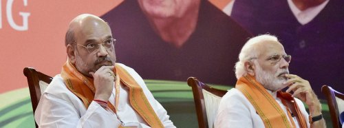 As Defiance Erupts Across States, BJP's CEO-Style Party Command Is Floundering