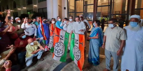 Tripura: TMC Renews Hopes of Revival in State With 7 Congress Leaders Jumping Ship