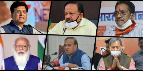Nine Things BJP Leaders Said Recently About the Pandemic – But Shouldn't Have