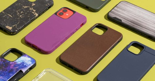 The Best iPhone Cases for the iPhone 12, 12 Mini, 12 Pro, and 12 Pro Max