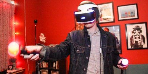 Why We Like Sony PlayStation VR