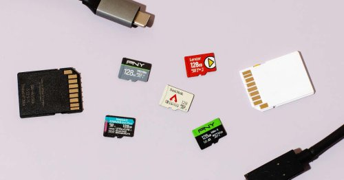 The Best microSD Cards