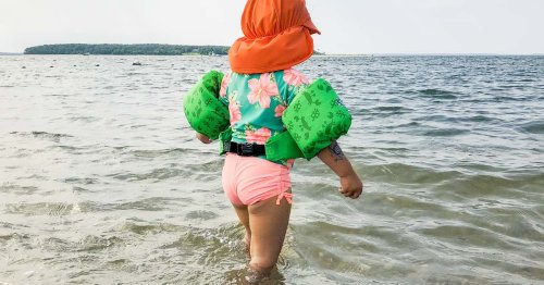 Our Favorite Rash Guards, Sun Hats, and Other Beachwear for Kids