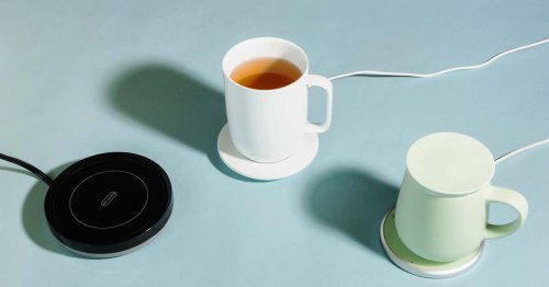 The 3 Mug Warmers We Love for Keeping Our Coffee (and Tea) Hot