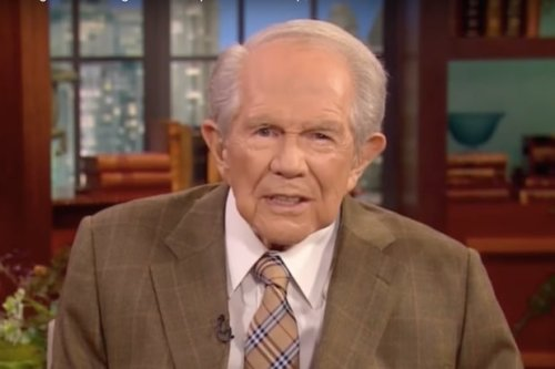 Pat Robertson on Daunte Wright Killing: Police Have 'Got to Stop This'