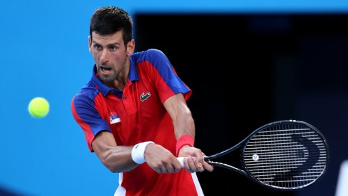 Novak Djokovic Throws Post-Match Tantrum Days After Saying 'Pressure Is a Privilege'