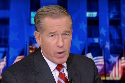 Brian Williams Ends Friday Show With Shadiest Shade on Trump's Elusive Health Care Plan (Video)